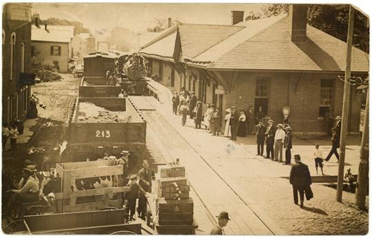 Historical Bed & Breakfast in Granville, NY